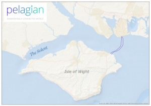 Case Study: Isle of Wight Telecom Cable Route Study