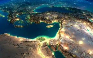 Case Study: Middle East Cable Route Studies